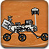 火星考察车小游戏