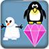 企鹅雪地冒险