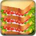 巨无霸三明治
