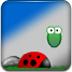 绿色跳跳球