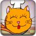 小猫咪制作姜饼