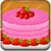 美味草莓蛋糕