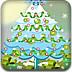 装饰彩灯圣诞树