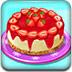 草莓牛奶芝士蛋糕