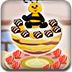 焦糖香蕉布丁蛋糕