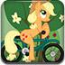 小马自行车赛