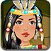 部落女战士的装扮