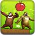 熊出没射击苹果
