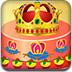 制作皇冠蛋糕