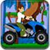 少年骇客丛林摩托大赛