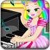 朱丽叶公主上钢琴课