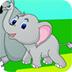 小象逃出森林