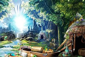 神秘的森林宫殿在线玩
