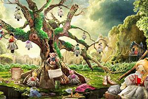 神秘布偶树在线玩