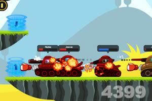 疯狂坦克大战直接玩