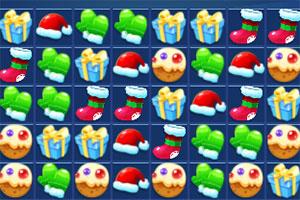圣诞节对对碰在线玩