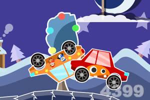 冬天汽车比赛在线玩