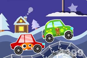 冬天汽车比赛免费玩