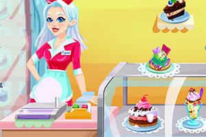 公主的蛋糕店在线玩
