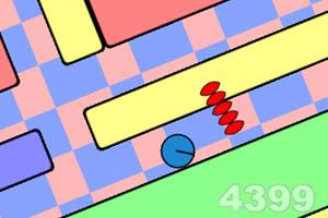 旋转的空间球免费玩