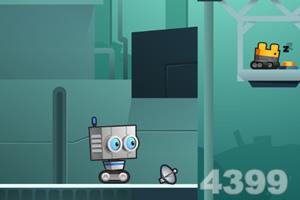 机器人侦探罗比在线玩