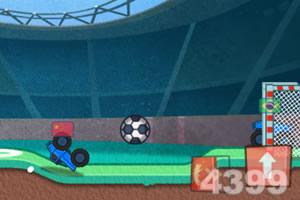 卡车足球挑战赛在线玩