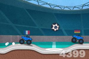 卡车足球挑战赛免费玩