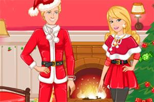 肯和邦妮过圣诞节在线玩