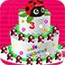 瓢虫的生日蛋糕