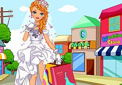 新娘婚礼大购物
