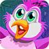 救援粉红小鸟