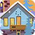 逃离冬日圣诞小屋