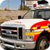救护卡车拼图