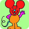 老鼠图画册