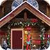 逃离山间圣诞屋小游戏