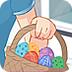 可爱的复活节彩蛋