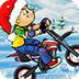 雪地特技摩托