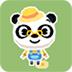 熊猫博士在农场