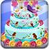 豪华婚礼蛋糕